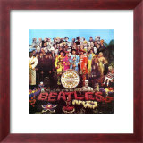 The Beatles Sgt Pepper Posters