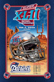 AFC Champions- New England Patriots Posters