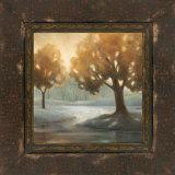 Rustic Landscape II Print by Carol Robinson