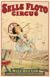 Sells Floto Circus Masterprint