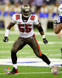 Derrick Brooks - 2007 Action Photo