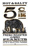 Fresh Roasted Jumbo Peanuts Masterprint