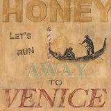Venice Print by Eugene Tava