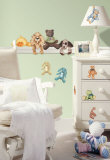 Cuddle Buddies Wall Decal