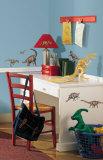 Dinossauros Decalques de parede