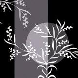 Crepuscule Floral I Print by Magalie Désiré