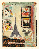 Paris Festif Prints by M. Sigrid