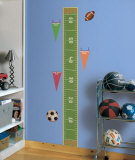 Play Ball Growth Chart Autocollant mural