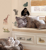Safari Wall Decal