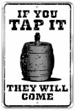 If You Tap It, They Will Come - Metal Tabela