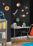 Space Travel - Duvar Çıkartması