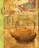 Tea: Green Tea Prints