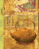 Tea: Green Tea Posters