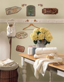 Country Signs Wall Decal