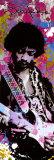 Jimi Hendrix Kunstdruck