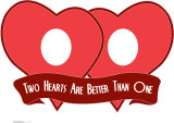 Two Hearts Stand Up
