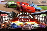 Auta – Cars (z filmu) Plakát