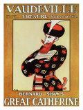 Vaudeville Prints