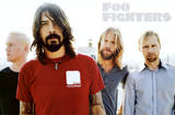 The Foo Fighters Prints