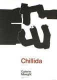 Dessins et Reliefs Serigraph by Eduardo Chillida