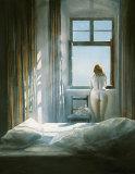 Morgensonne Kunstdrucke von Henning Von Gierke