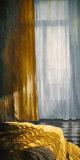 Interieur mit Sonne und Meer I Kunst von Henning Von Gierke