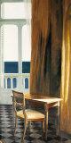 Interieur mit Sonne und Meer II Poster von Henning Von Gierke
