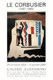 Galerie Zlotowski, 2001 Art by  Le Corbusier