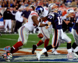 Justin Tuck - Super Bowl XLII Photo