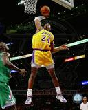 Los Angeles Lakers Kobe Bryant 2007-08 Action Photo