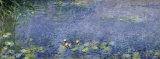 Claude Monet - Waterlilies I - Poster