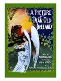 Dear Old Ireland Posters