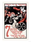 Voters to the Polls: Vote Ticket No. 7, Socialism Prints
