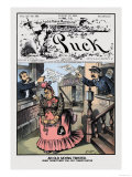 Puck Magazine: An Old Saying Twisted Print by F. Opper