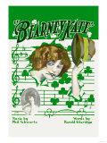 Blarney Kate Plakaty