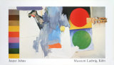 Edingsville Prints by Jasper Johns