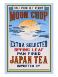 Moon Chop Tea Poster