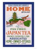 Home Brand Tea Poster