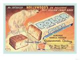 Polar Almond Nougat Poster
