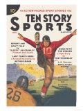 Ten Story Sports Plakat