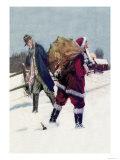 Bootlegging Santa Prints by Paul Stahr