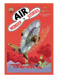 Air Wonder Stories Prints