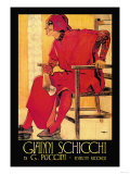 Gianni Schicchi Posters