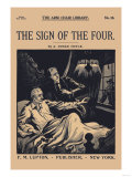 Sign of Four I Prints