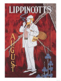 Lippincott's August Prints