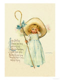 Little Bo Peep Prints by Maud Humphrey