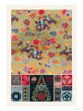 Oriental Design Prints by Racinet