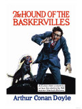 The Hound of the Baskervilles I Poster
