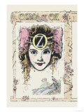 Ozma of Oz Prints by John R. Neill