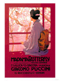 Madama Butterfly Posters